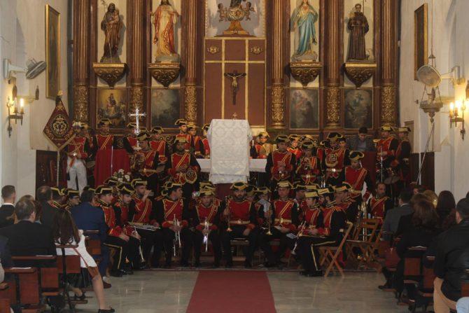 Presentado del Cartel de Passio Velecitanam, obra de José España