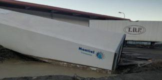 Imagen de la situación vivida en El trapiche.