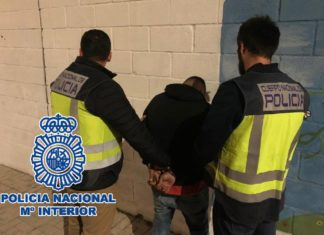 La trama estaba liderada por dos hombres de origen chileno, presuntos autores materiales de los robos, y secundada por varios receptadores de procedencia armenia.