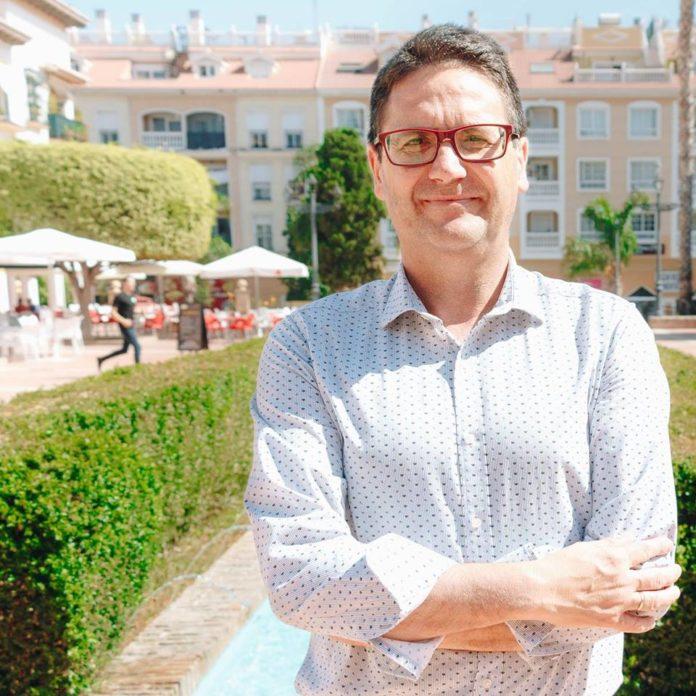 Antonio Sanchez Fernandez, candidato socialista a la Alcaldía de Rincón de la Victoria.