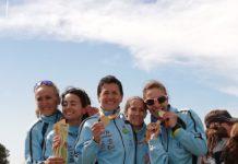 El equipo está compuesto por Dolores Chiclana, Almudena Garcia, Mª Carmen Martinez, Mª Dolores Diez y Yolanda Fernandez.