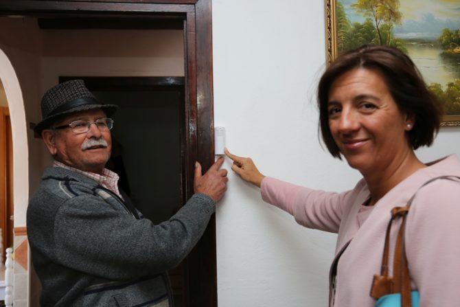 La medida se enmarca en el Plan Provincial Contra la Soledad de las Personas Mayores de la Diputación de Málaga'.