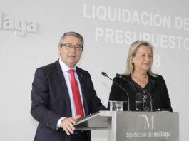 La institución provincial destinó 85,5 millones de euros para mejoras en los pueblos de la provincia.