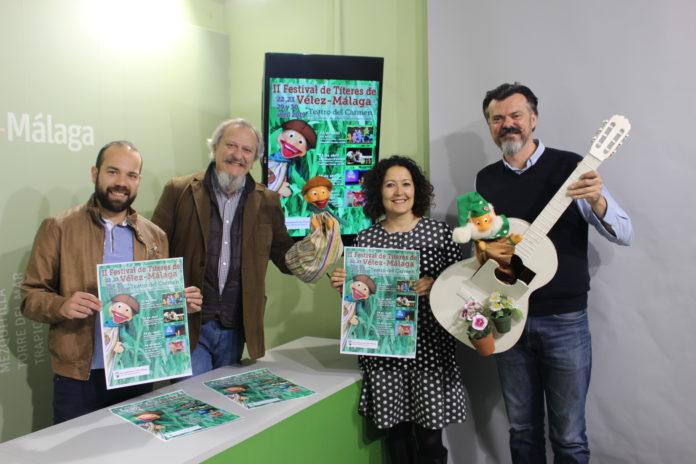 El Teatro del Carmen acogerá por segundo año consecutivo una iniciativa cultural pionera para acercar este arte a la ciudadanía a través de cuatro representaciones que se celebrarán los días 22, 23, 29 y 30 de abril con la participación de cuatro prestigiosas compañías.