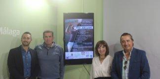 La concejala de Deportes, María José Roberto, el organizador del evento Antonio Salado; el director de Baviera Golf, Ignacio Iturbe y el campeón de España de golf de 2018 Víctor Casado presentaron el 'I Torneo Pro Am', un gran evento deportivo a nivel nacional que se celebrará los días 27 y 28 de abril.