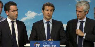 El Partido Popular ha experimentado en las elecciones generales del 28A la mayor debacle de sus tres décadas de historia.