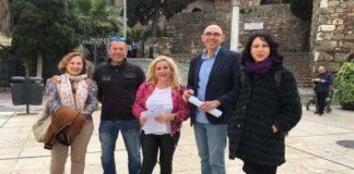 Unidas Podemos reclama inversiones en Alcazaba y Gibralfaro y cumplir los compromisos en San Agustín/ IU.