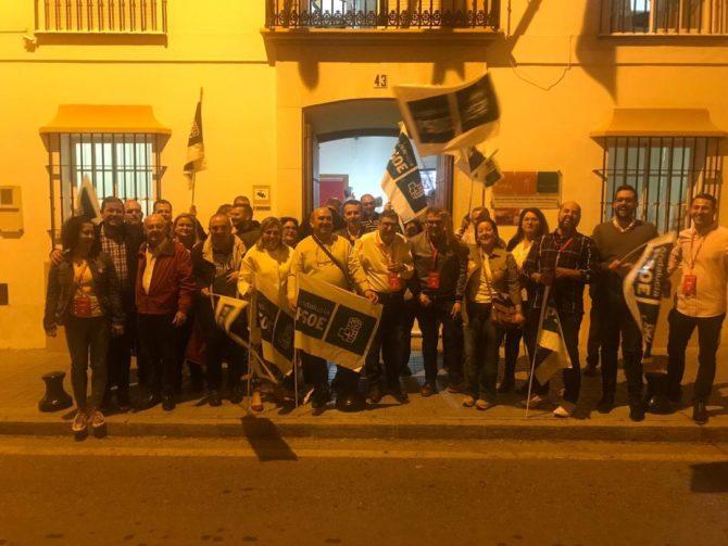 El PSOE gana en Vélez-Málaga las elecciones y el PP sufre una fuerte caída desbordado por Ciudadanos