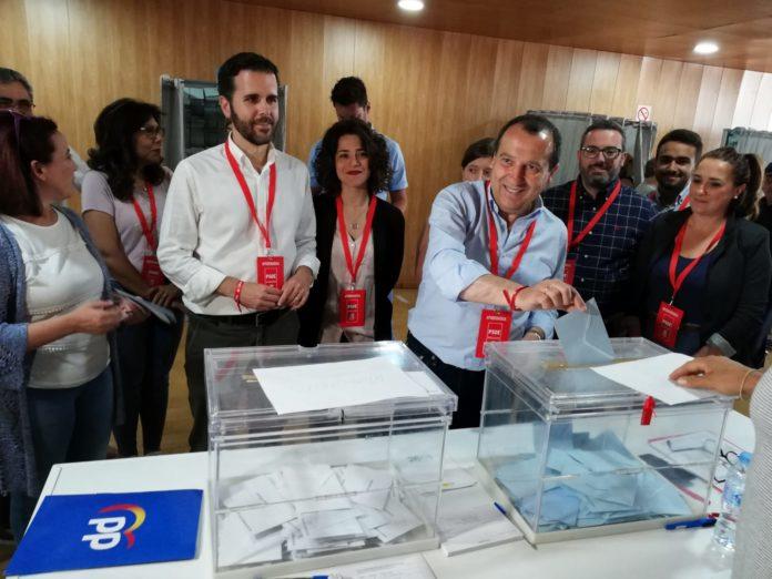 Los socialistas continúan siendo el partido con mayor implantación territorial en la provincia con 483 concejales.