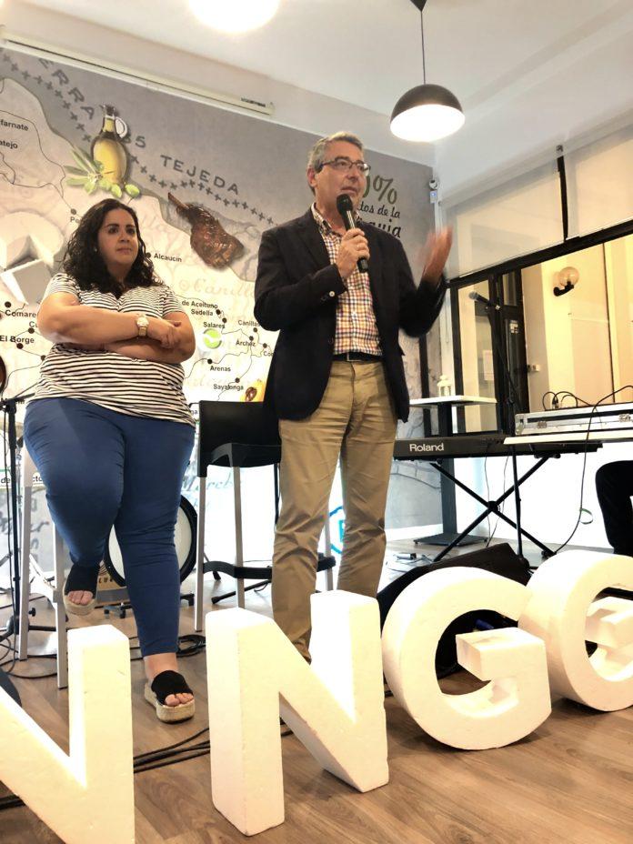 El alcalde y candidato del Partido Popular en las próximas elecciones municipales desveló esta noticia durante el acto joven celebrado por NNGG de Rincón de la Victoria