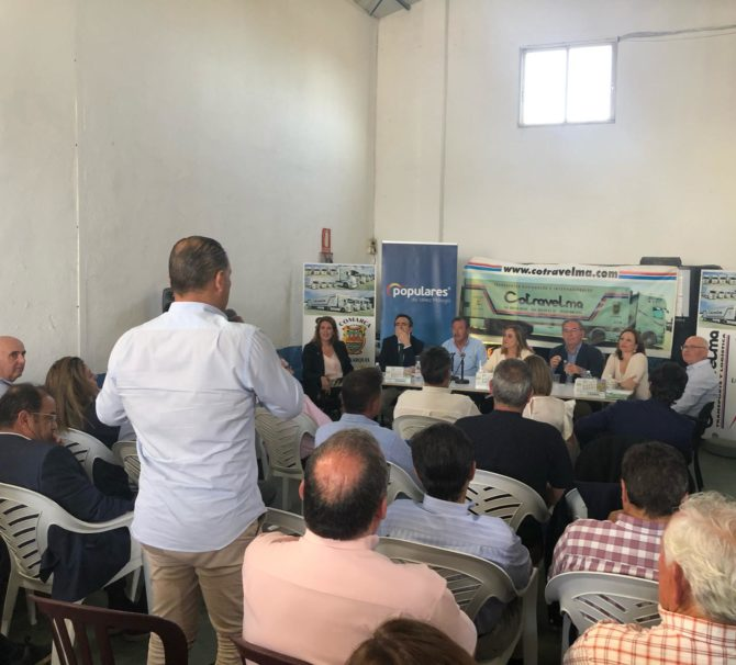El PP subraya el compromiso del Gobierno andaluz con el desdoblamiento de la A-356