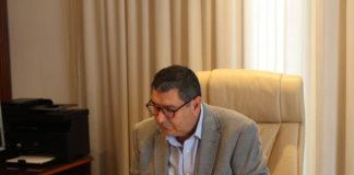 Antonio Moreno Ferrer, alcalde de Vélez-Málaga.