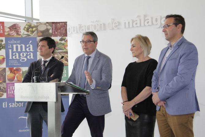 Las ferias comarcales 'Sabor a Málaga' arrancan en Rincón de la Victoria con 40 productores de toda la provincia