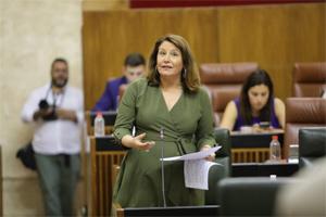 Carmen Crespo valora el respaldo unánime de los grupos parlamentarios a la demanda realizada ya por la Consejería al Ministerio de Agricultura.