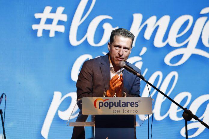 Después de cuatro años en minoría Óscar Medina ha logrado sumar los apoyos suficientes para gobernar sin necesidad de pactos.