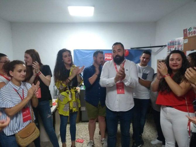 El PSOE gana las Elecciones Municipales en El Borge