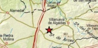 El servicio unificado de emergencias 112 Andalucía no tiene constancia de daños humanos o materiales aunque se ha sentido en numerosas localidades del territorio.