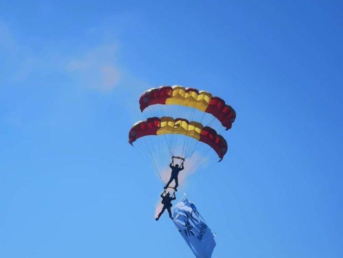 Más de 250.000 personas disfrutan del IV Festival Aéreo celebrado en Torre del Mar