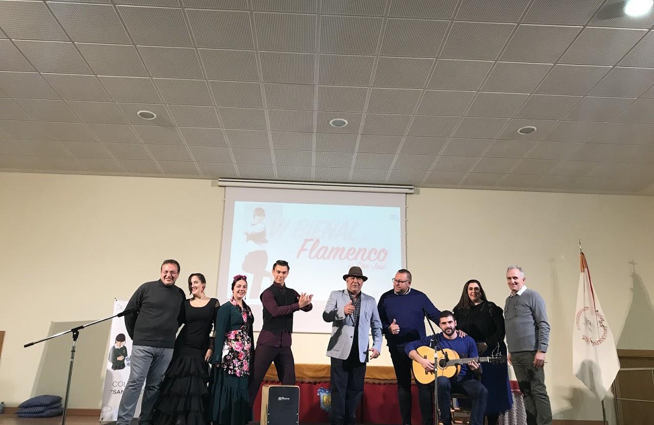 El flamenco ya es un sello de identidad del Colegio San José de Vélez Málaga - Diario Axarquía