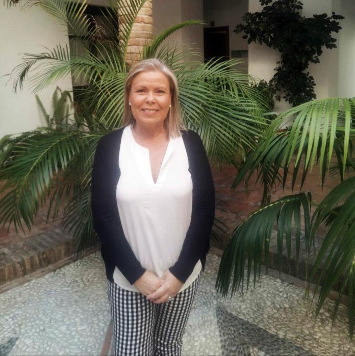 La concejala de Educación, Lola Gámez.