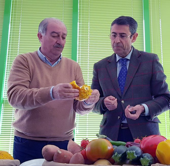 El delegado de Agricultura anima a las empresas a que apuestan por la innovación para una producción sostenible y de calidad