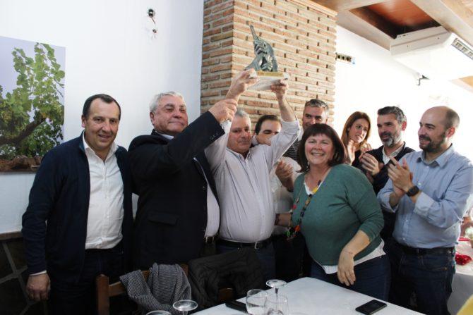 Ruiz Espejo destaca la fortaleza del proyecto socialista en la Axarquía como ejemplo para la recuperación del gobierno andaluz y el aumento del número de gobiernos locales