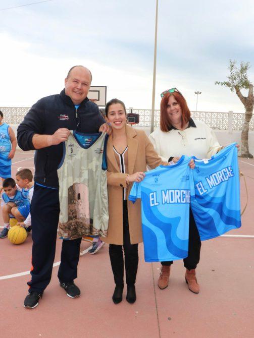 El Morche aspira a que la nueva Escuela de Baloncesto recupere su prestigio