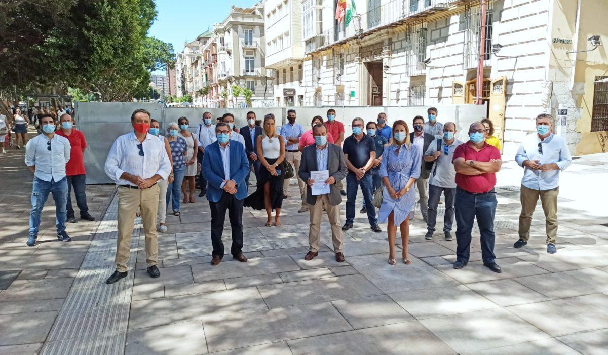 Alcaldes y alcaldesas socialistas de la provincia de Málaga han puesto a disposición de la Junta instalaciones municipales para reducir la ratio de alumnos por clase en los colegios.