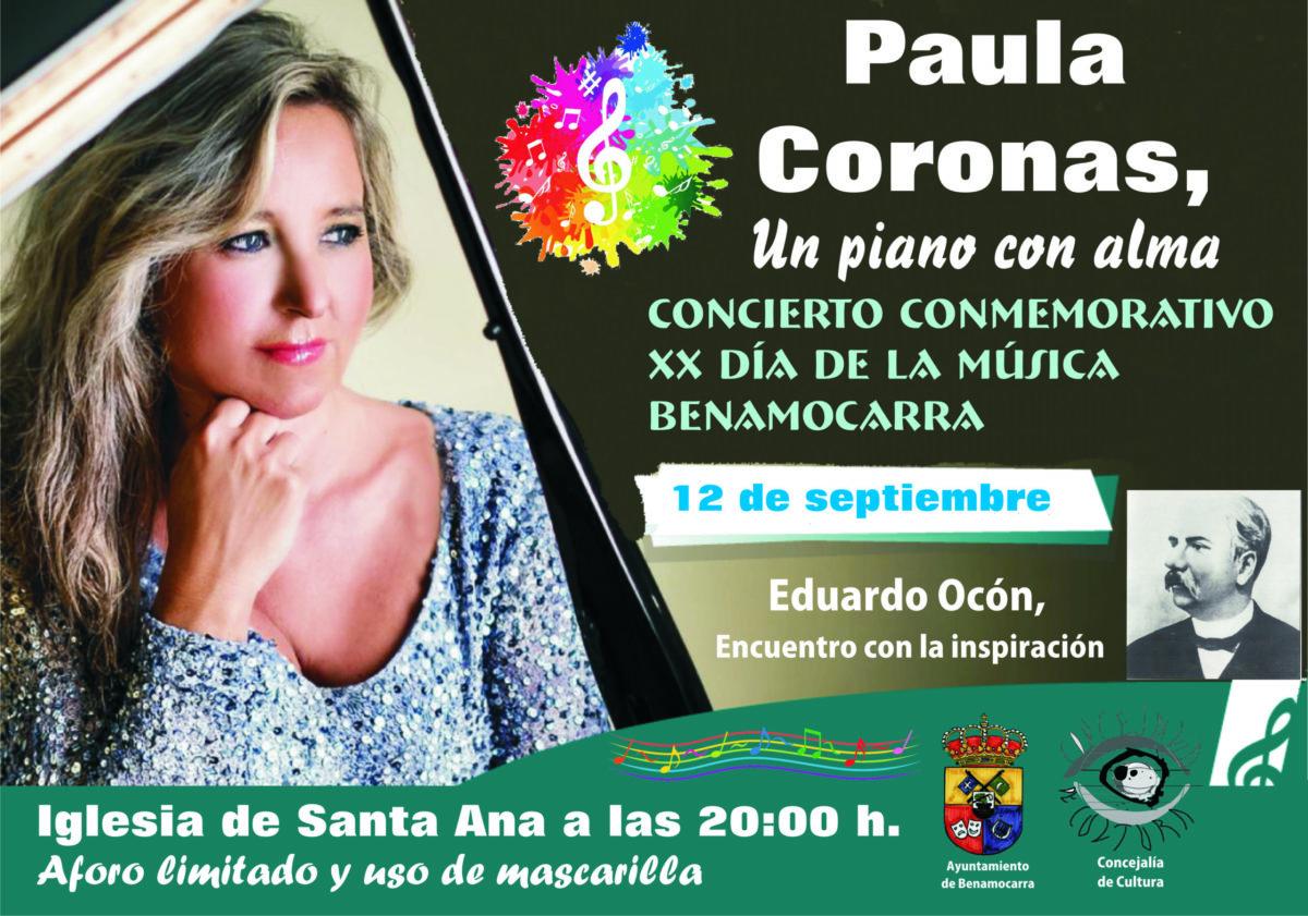 Benamocarra suspende sus fiestas por el coronavirus.