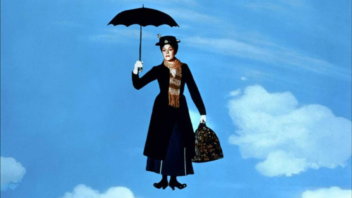 La protagonista de la película Mary Poppins y tantas otras, Julie Andrews, cumple 85 años.