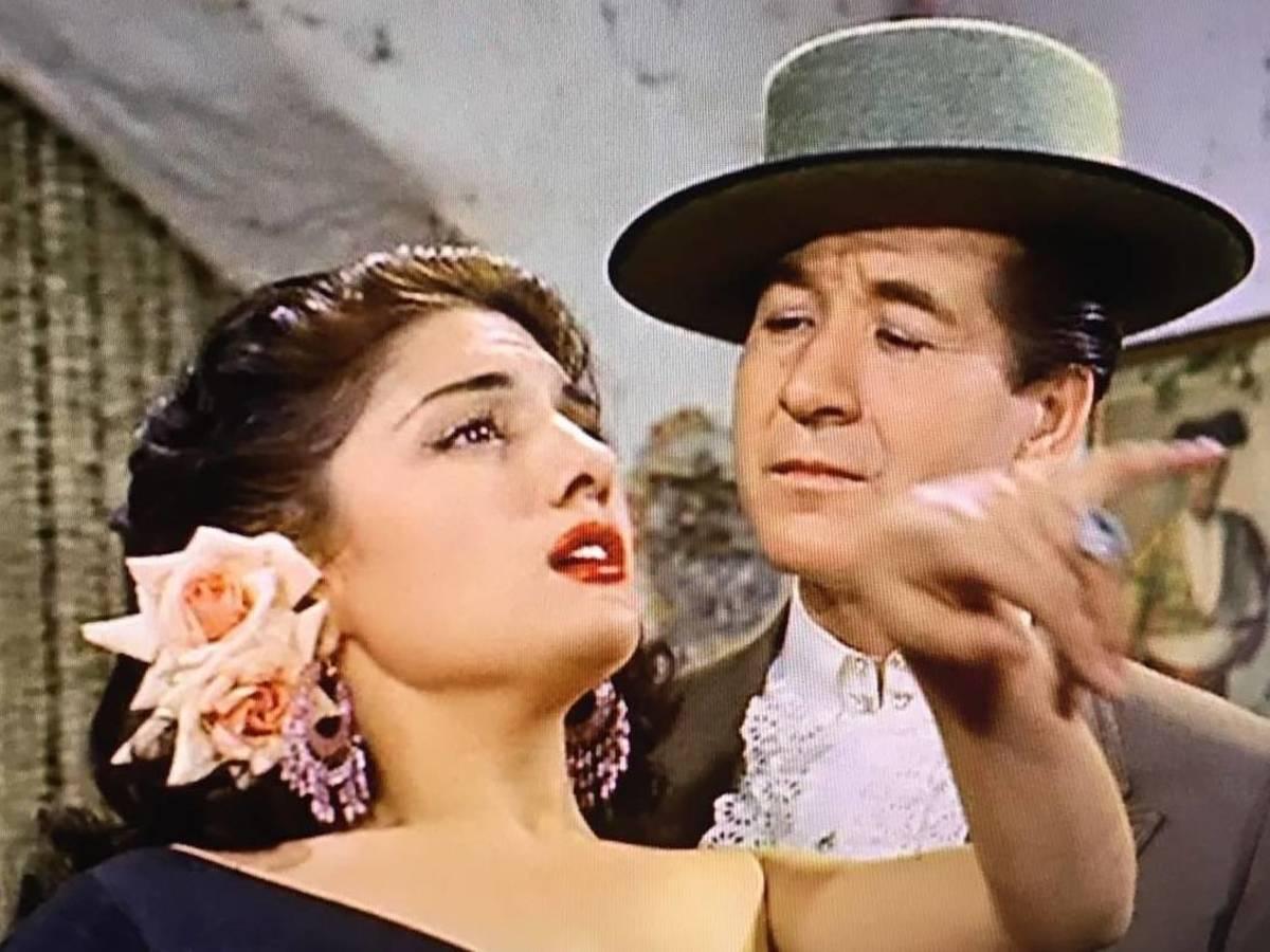 La viuda de Juanito Valderrama, ha fallecido a los 81 años,