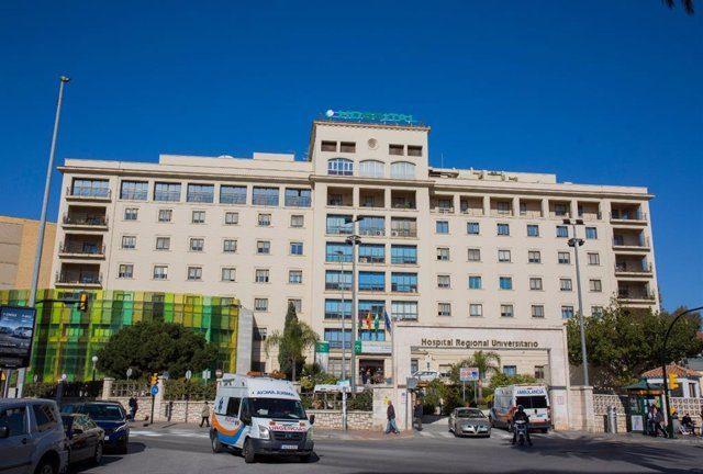 El servicio de urgencias del Hospital Regional Universitario de Málaga ha incorporado un novedoso circuito de Riesgo Biológico para atender a pacientes con patologías infecto-contagiosas.