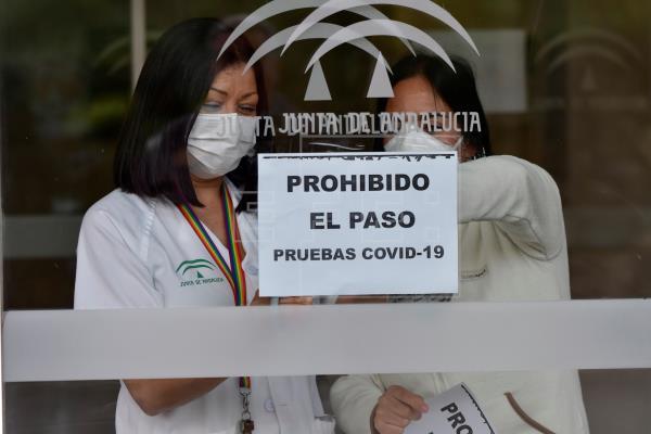 Este viernes 23 de octubre se han registrado nuevos 3.503 infectados. Son 549 más que el día anterior.