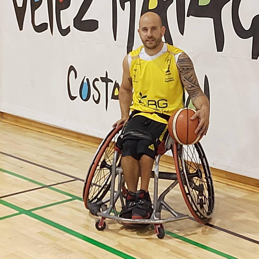 Jesús Romero es medallista paralímpico en los Juegos Paralímpicos de Río 2016.