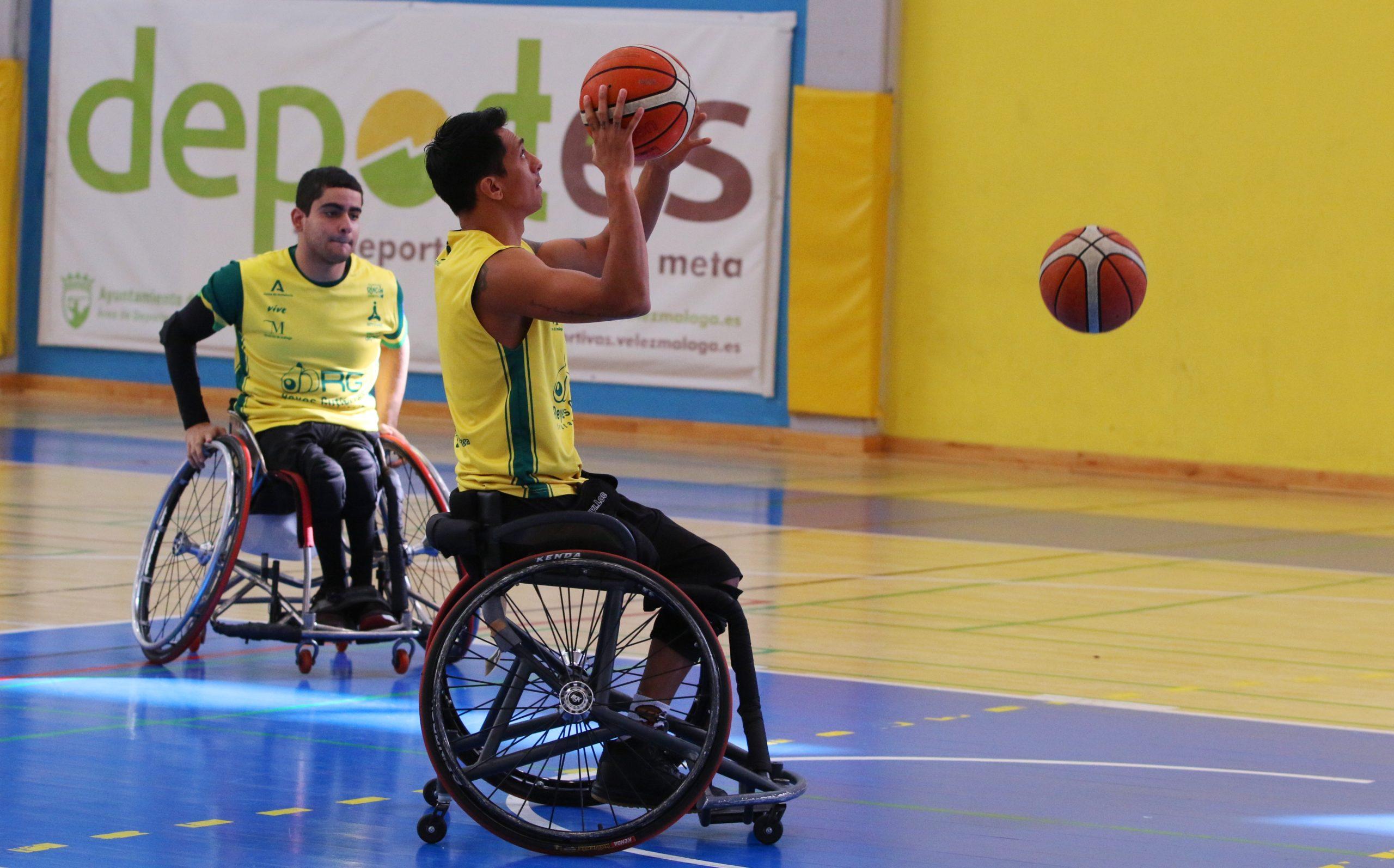 Baloncesto en Silla de Ruedas (BSR)