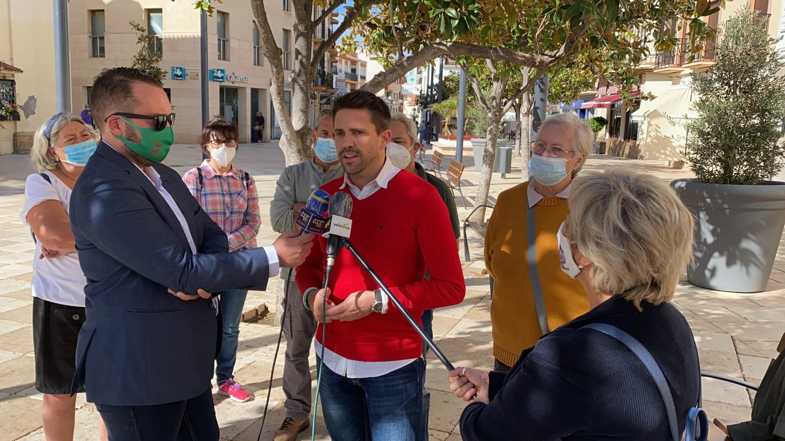 """El portavoz de Andalucía por Sí en el Ayuntamiento de Vélez-Málaga, José Pino, ha declarado que """"estoy muy feliz de que, una nueva propuesta de Andalucía por Sí, salga adelante, y sobre todo, una tan importante como es la del CES, que gracias a nuestra propuesta y empuje, hemos conseguido implantar por primera vez en la historia""""."""