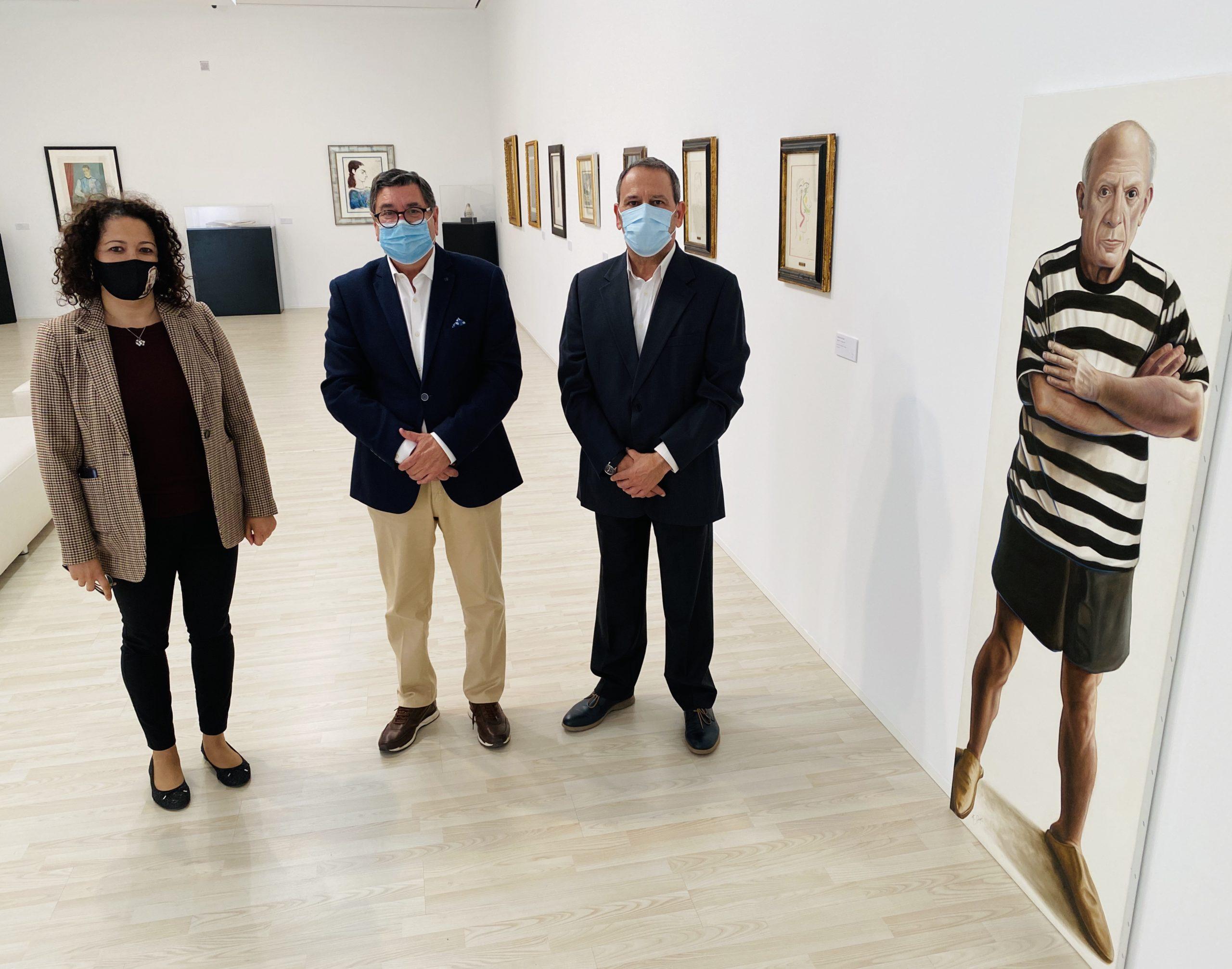Homenaje a Picasso en el CAC de Vélez-Málaga