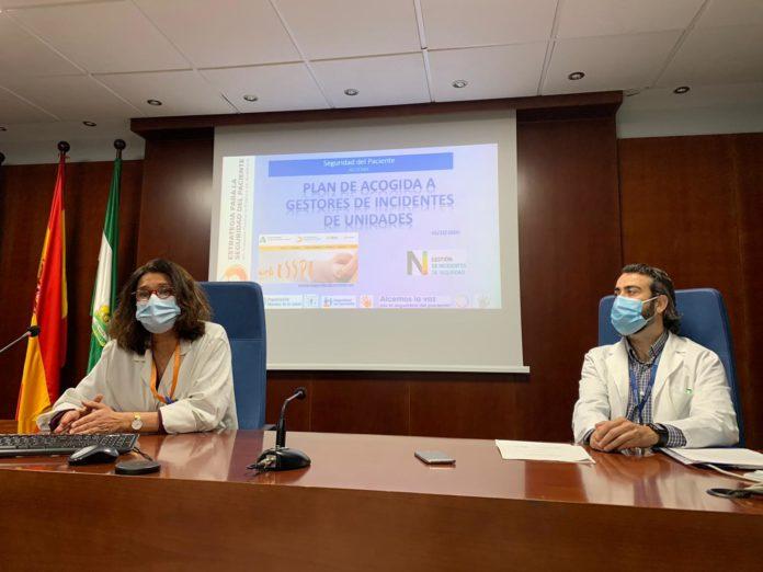 Durante el acto se ha dado a conocer el Plan de Acogida a Gestores de Incidentes de Unidades, plan incluido en la Estrategia para la Seguridad del Paciente del Sistema Sanitario de Andalucía