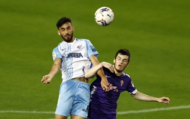 el El Málaga CF visitará Gijón