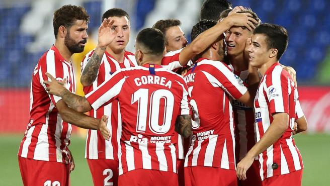 El Atlético de Madrid fue el último equipo en jugar un partido con público, el que se disputó en Champions League contra el Liverpool.