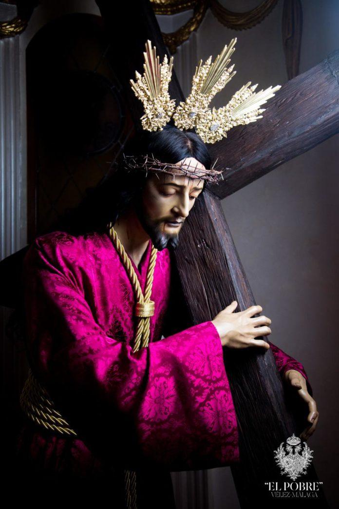 A la Bendición veleña de Jesús El Pobre solo podrán acudir los hermanos de la Cofradía que así lo soliciten.