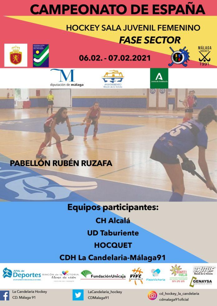 Hockey femenino en Rincón de la Victoria