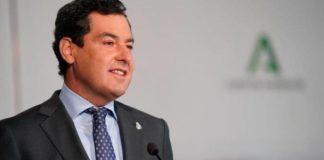 """El panorama por la situación actual del coronavirus sigue siendo """"tremendamente preocupante"""", ha dicho el presidente de los andaluces."""