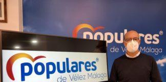 .- El grupo del PP en el Ayuntamiento de Vélez Málaga presenta una moción para poner en marcha el expediente para la declaración de la localidad como Municipio Turístico de Andalucía