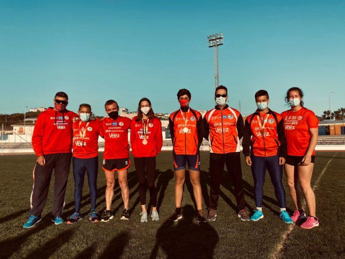 Victoria nacional para el atletismo de Vélez-Málaga