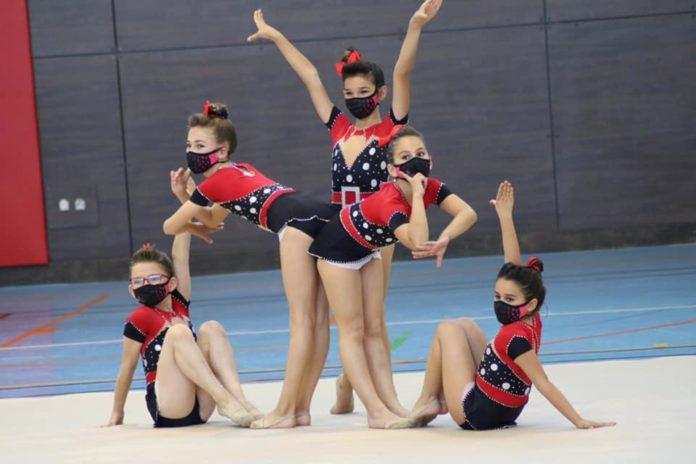 Gimnasia rítmica GYMCOSTA competirá en Andalucía