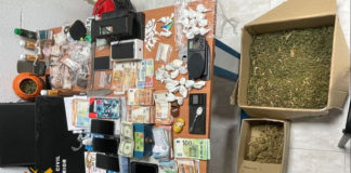 Han sido detenidas 14 personas y otras 7 investigadas por delitos contra la salud pública y pertenencia a organización criminal.
