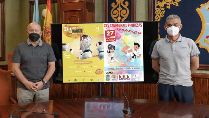 """El sábado, 26 de junio, tendrá lugar el XXIX Circuito Provincial de Kárate Diputación de Málaga, y el domingo, 27 de junio, el XXV Campeonato Promesas de Kárate """"Gimnasio Nerja"""""""