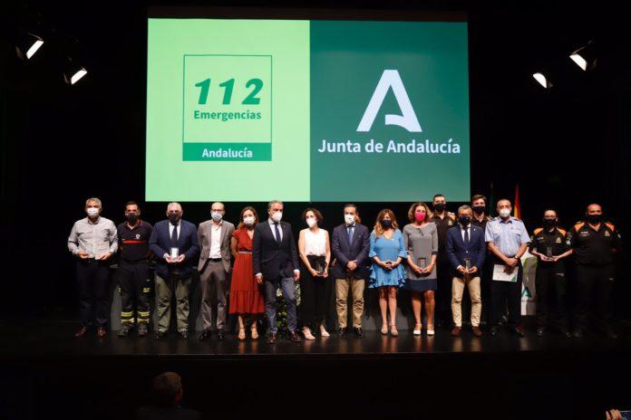 Traslado del 112 de Málaga