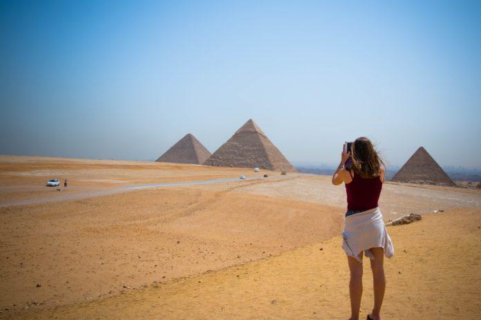 En el año 2019, el último antes de la llegada del coronavirus, Egipto recibió 13,6 millones de visitantes